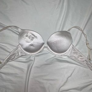 Victoria's Secret Very Sexy Push Up White Bra